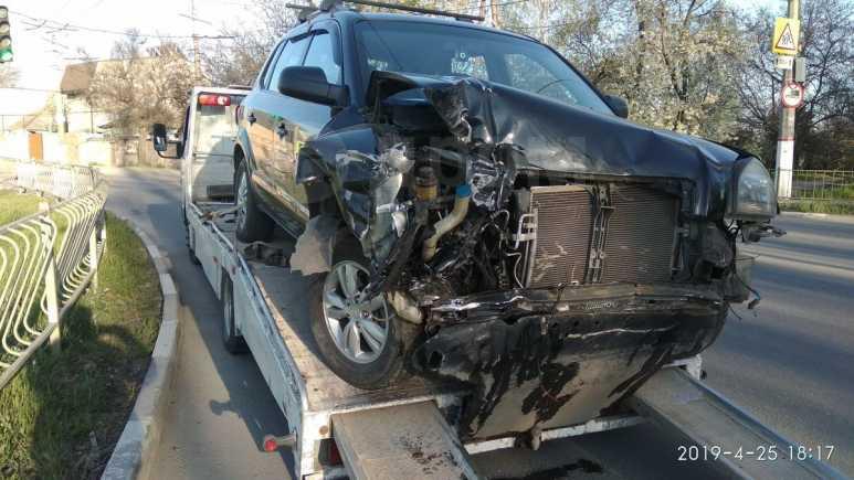 Hyundai Tucson, 2008 год, 220 000 руб.
