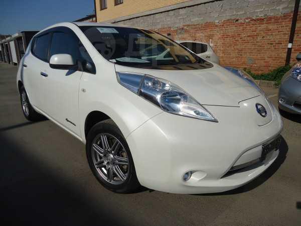 Nissan Leaf, 2013 год, 615 000 руб.