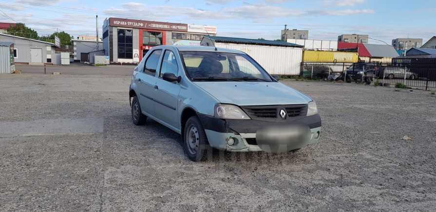 Renault Logan, 2009 год, 145 000 руб.
