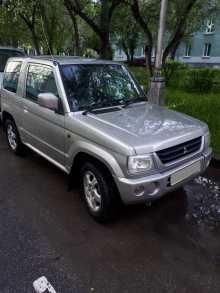 Томск Pajero Mini 2001