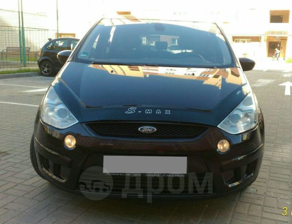 Ford S-MAX, 2009 год, 680 000 руб.