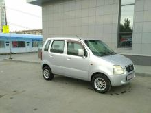 Челябинск Wagon R Solio 2001