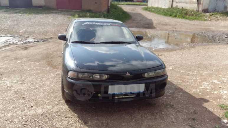 Mitsubishi Galant, 1999 год, 120 000 руб.