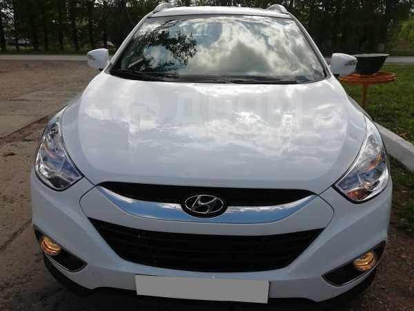Hyundai Tucson, 2010 год, 625 000 руб.