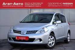 Иркутск Nissan Tiida 2012