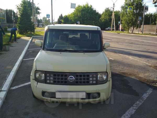 Nissan Cube, 2004 год, 150 000 руб.