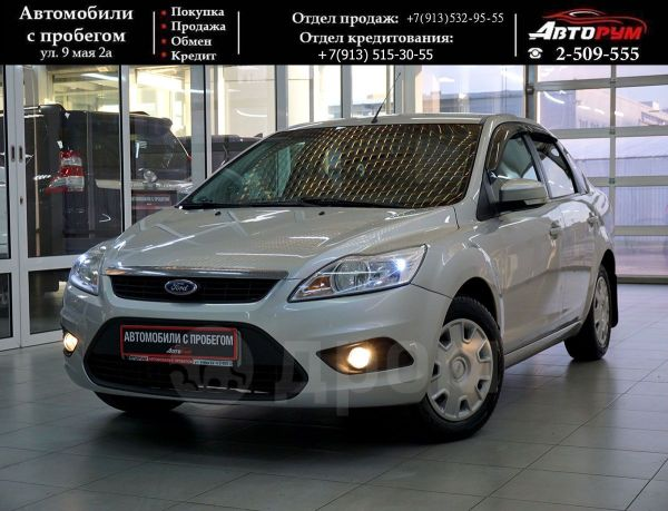 Ford Focus, 2008 год, 327 000 руб.