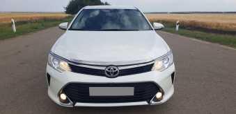 Георгиевск Toyota Camry 2017