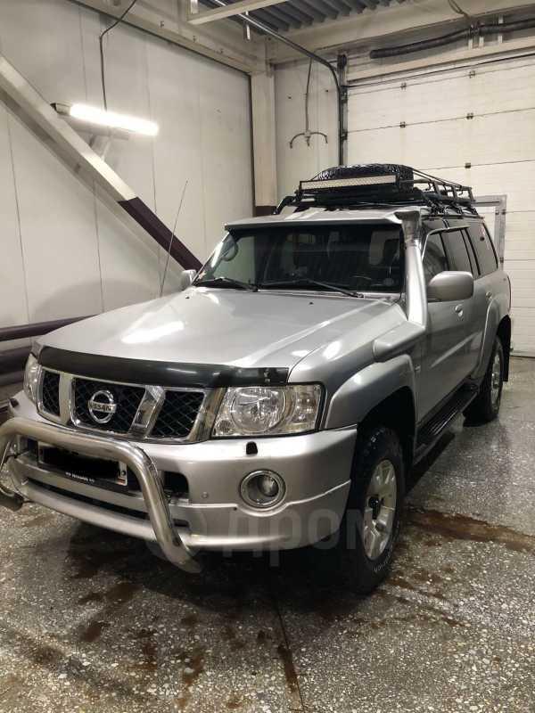 Nissan Patrol, 2008 год, 850 000 руб.