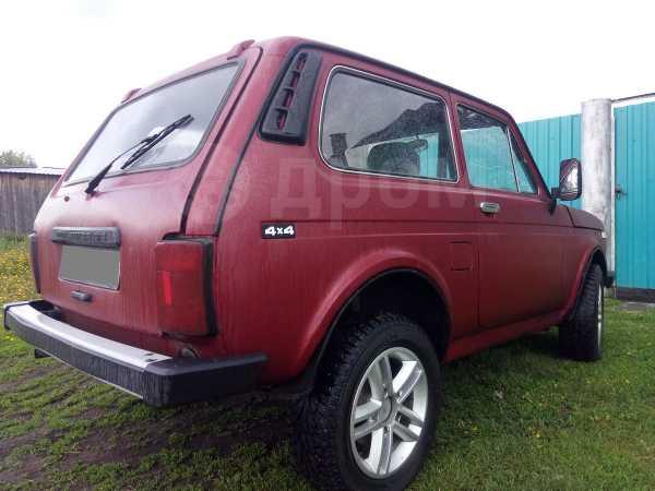 Лада 4x4 2121 Нива, 1997 год, 92 000 руб.