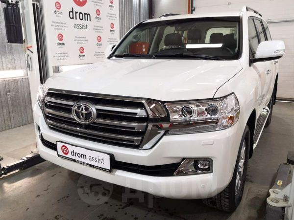 Toyota Land Cruiser, 2019 год, 5 076 000 руб.