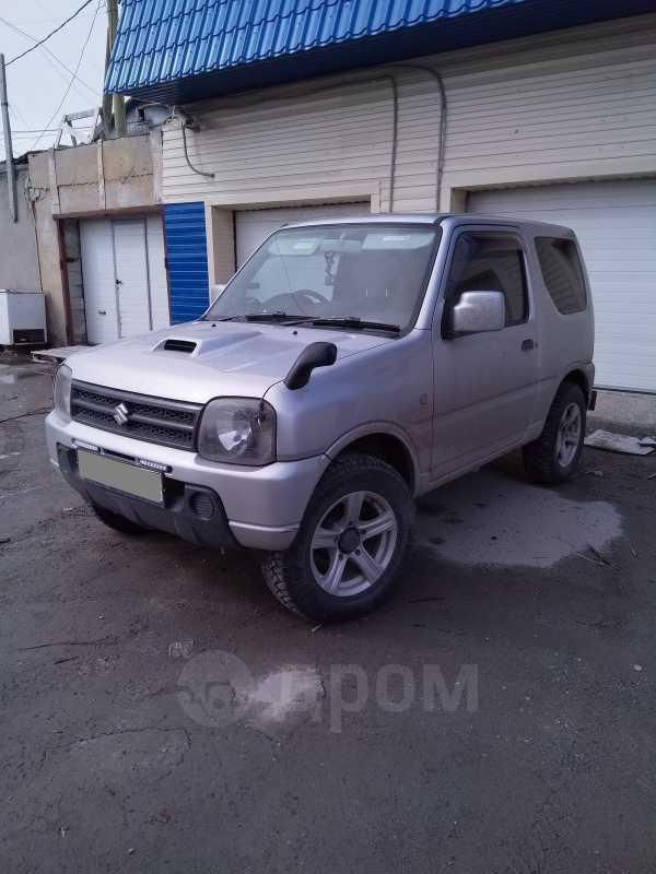 Suzuki Jimny, 2006 год, 410 000 руб.