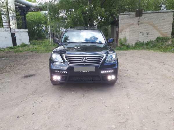 Lexus LX570, 2009 год, 2 350 000 руб.