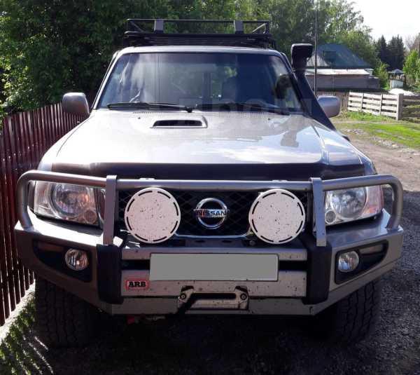 Nissan Patrol, 2008 год, 1 400 000 руб.