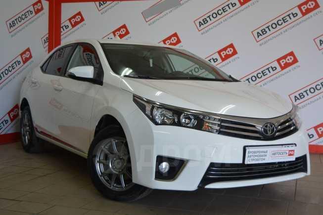 Toyota Corolla, 2015 год, 850 000 руб.