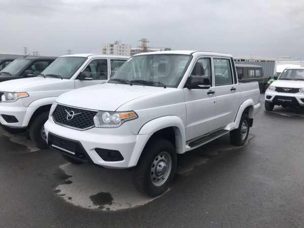 УАЗ Патриот Пикап, 2019 год, 819 900 руб.