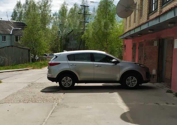 Kia Sportage, 2017 год, 1 220 000 руб.