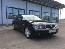 Красноярск BMW 7-Series 2003