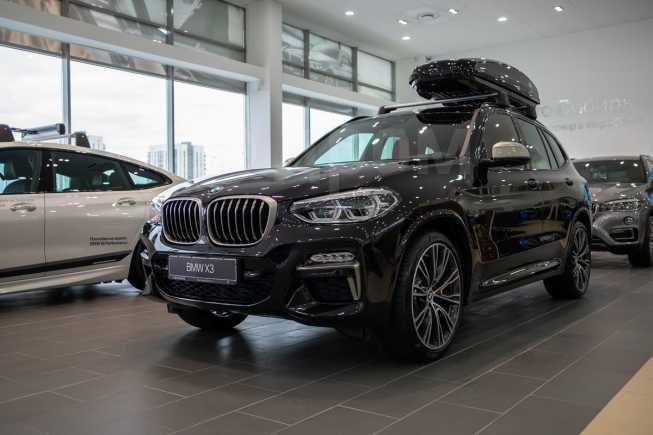 BMW X3, 2019 год, 5 570 900 руб.