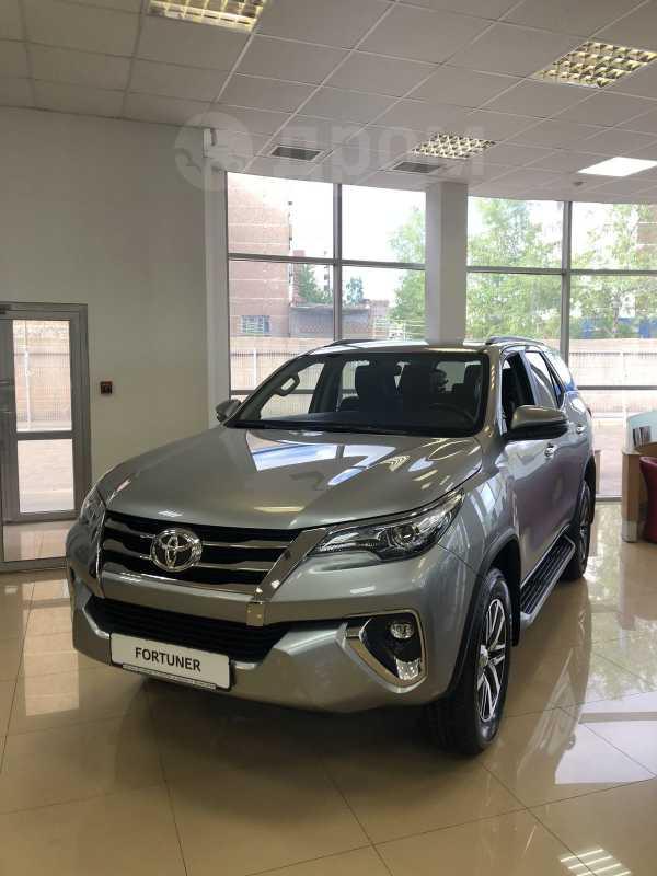 Toyota Fortuner, 2019 год, 3 057 000 руб.
