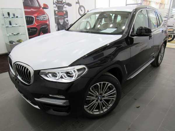 BMW X3, 2019 год, 3 375 000 руб.
