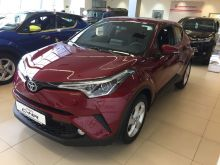 Томск Toyota C-HR 2019