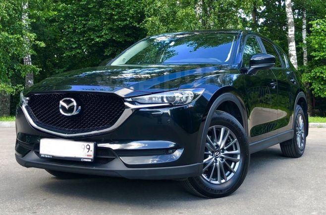 Mazda CX-5, 2018 год, 1 560 000 руб.