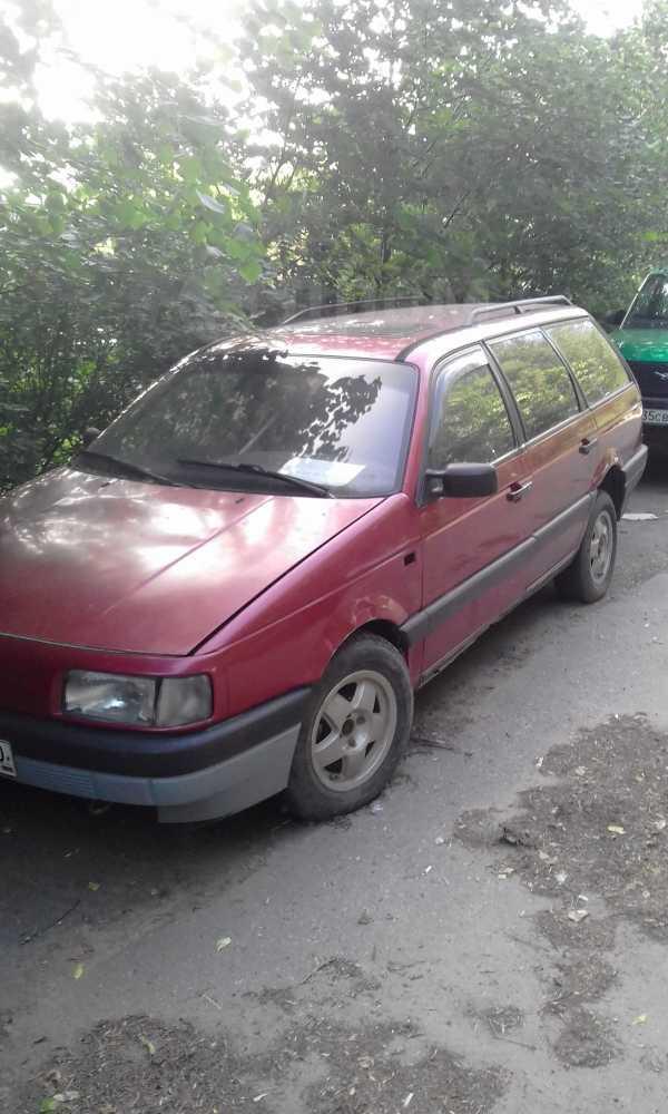 Volkswagen Passat, 1989 год, 99 000 руб.