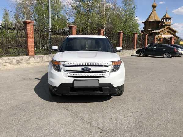 Ford Explorer, 2014 год, 1 600 000 руб.