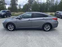 Уфа Hyundai i40 2015