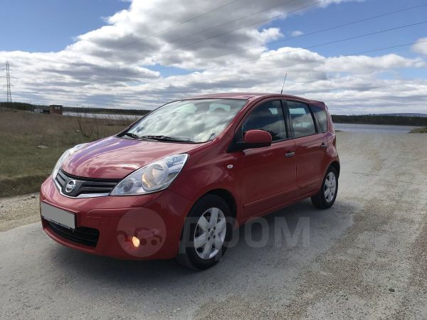 Nissan Note, 2010 год, 345 000 руб.
