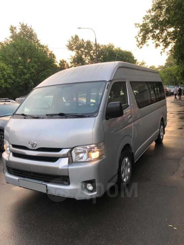 Toyota Hiace, 2014 год, 1 650 000 руб.