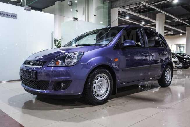 Ford Fiesta, 2007 год, 350 001 руб.