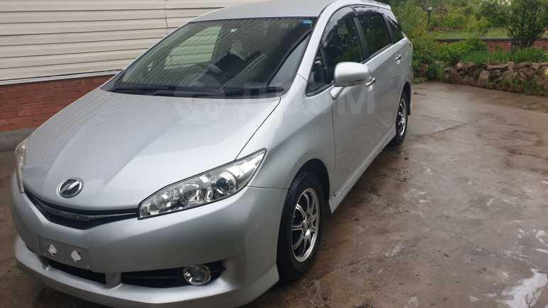 Toyota Wish, 2013 год, 925 000 руб.