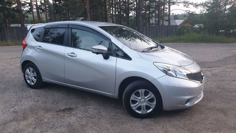 Nissan Note, 2015 год, 548 000 руб.