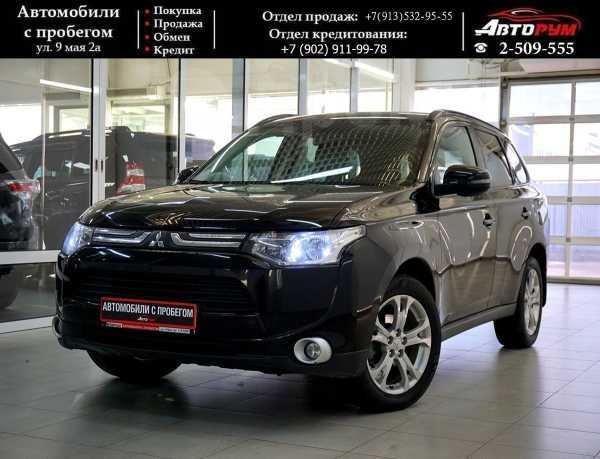 Mitsubishi Outlander, 2013 год, 1 047 000 руб.
