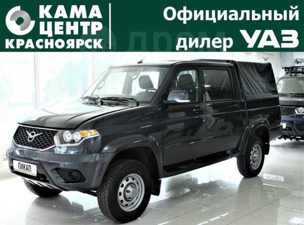 УАЗ Пикап, 2019 год, 663 998 руб.