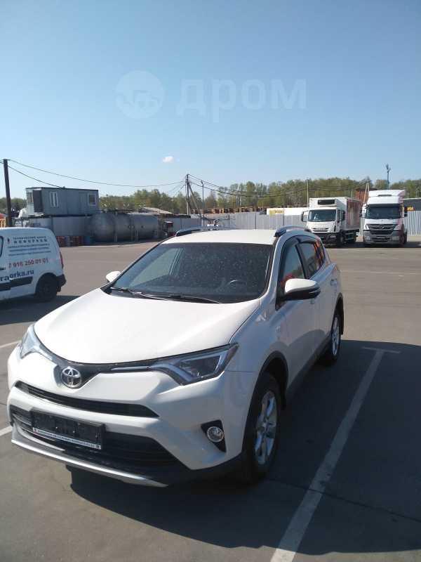 Toyota RAV4, 2017 год, 1 420 000 руб.