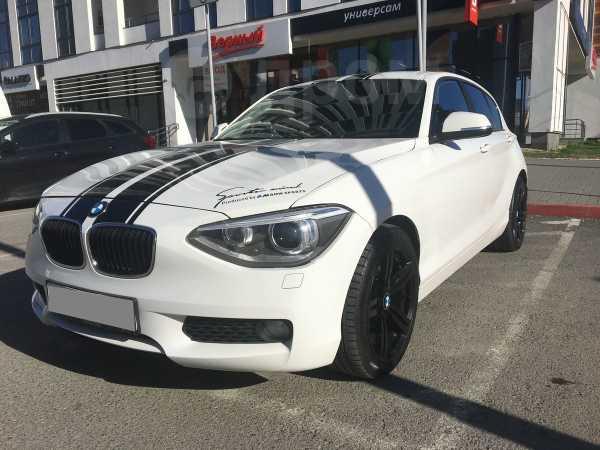 BMW 1-Series, 2012 год, 769 000 руб.