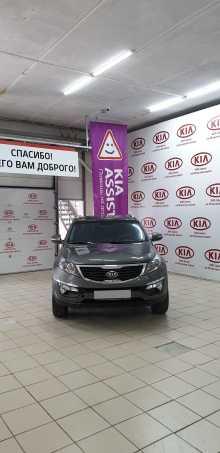 Сургут Kia Sportage 2012
