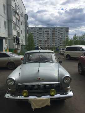 Братск 21 Волга 1968