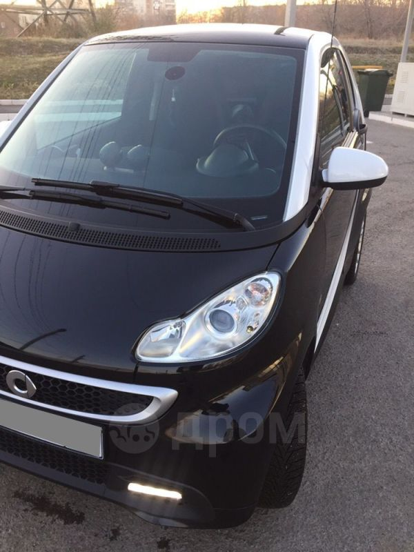 Smart Fortwo, 2013 год, 560 000 руб.