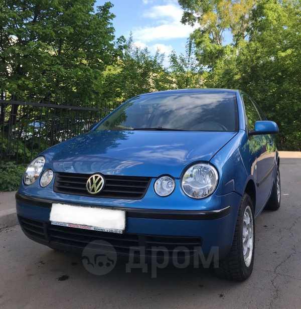 Volkswagen Polo, 2002 год, 160 000 руб.