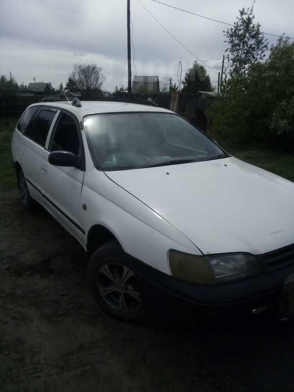 Toyota Caldina, 1996 год, 139 000 руб.
