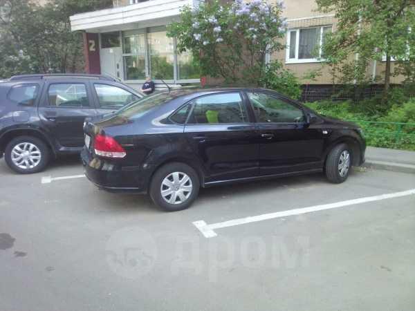 Volkswagen Polo, 2012 год, 340 000 руб.