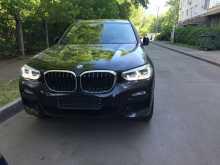 Нижний Новгород BMW X3 2019