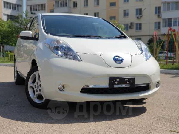 Nissan Leaf, 2012 год, 477 000 руб.