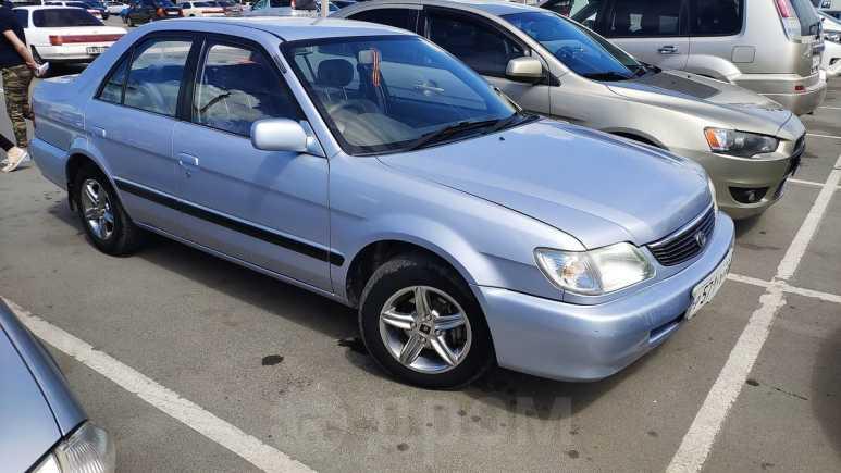 Toyota Soluna, 2001 год, 170 000 руб.