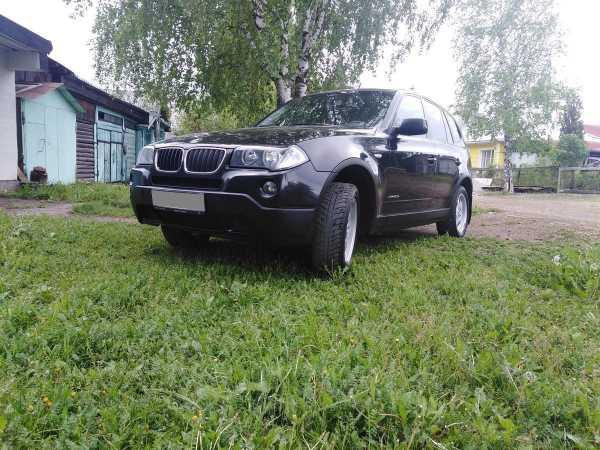 BMW X3, 2009 год, 610 000 руб.