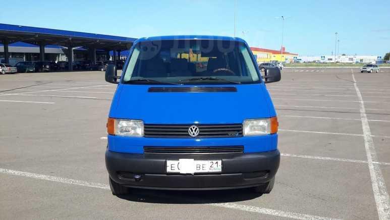 Volkswagen Caravelle, 1999 год, 675 000 руб.